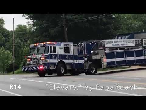 """""""Elevate"""" By Papa Roach -[FireFighter Tribute]-"""