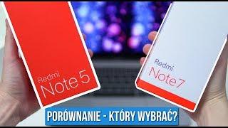 Xiaomi Redmi Note 7 vs Redmi Note 5 - Porównanie - Czy jest SENS DOPŁACAĆ? / Mobileo [PL]