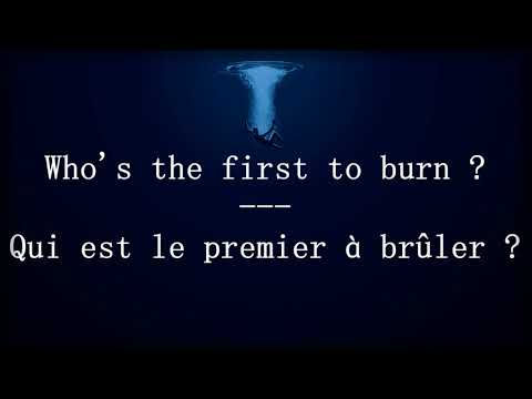 Lyrics traduction française : Natasha Blume -  Black sea