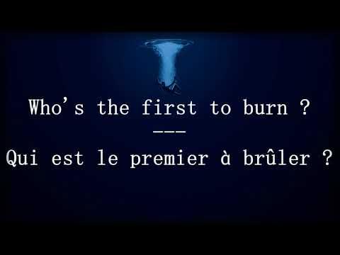 Lyrics traduction française : Natasha Blume -  Black sea