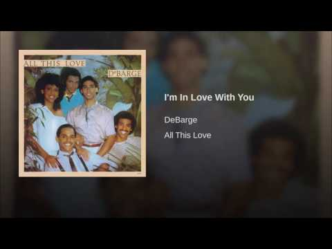 I'm In Love With You, mark debarge