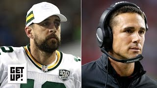 Aaron Rodgers will mesh with Matt LaFleur is he isn't overcoached - Bobby Carpenter | Get Up!
