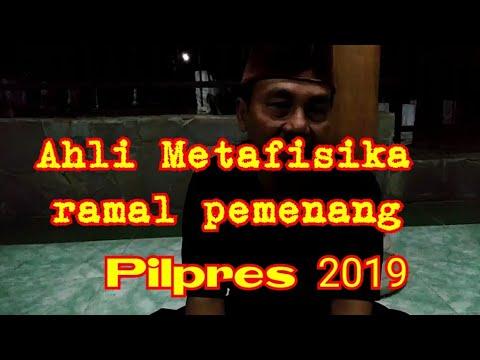 Siapakah Pemenang Pilpres 2019 Menurut Ahli Metafisika?