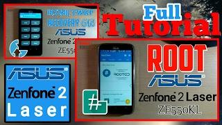 Root Asus Zenfone Tutorial