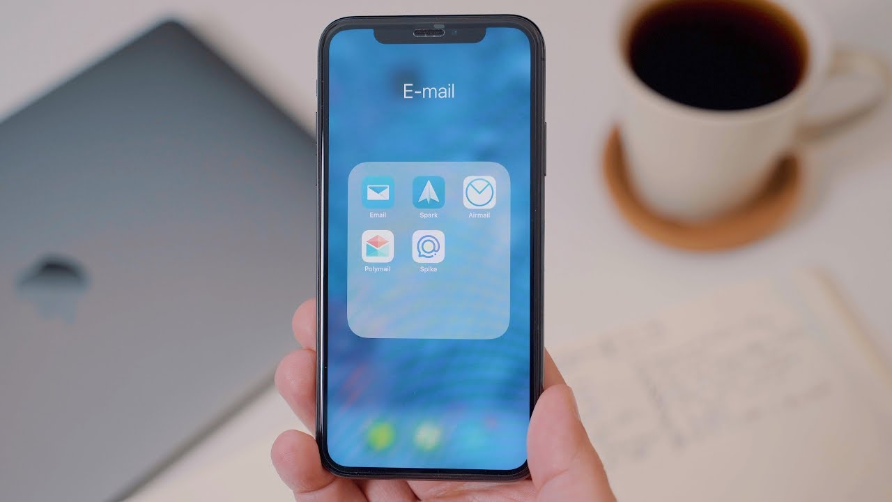 Five of the Best Email Apps on iOS for 2019 - YouTube