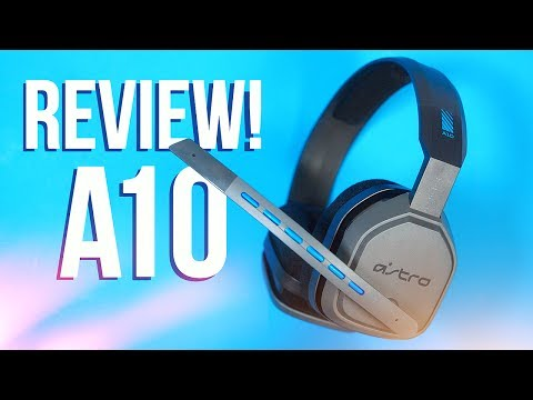 Astro A10 Gaming Headset Review - Only $60?!
