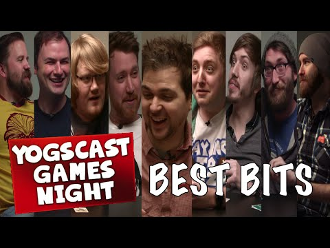 Yogscast Games Night - BEST BITS MONTAGE