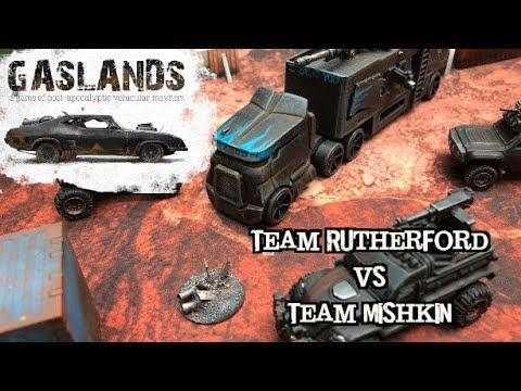 Gaslands Battle Report - Ep 06