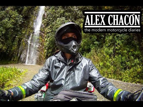 500 Days Alaska to Argentina - The Modern Motorcycle Diaries