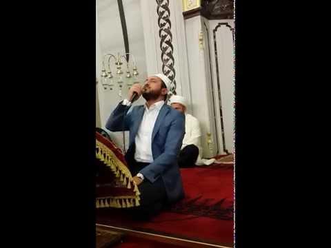 AHMED HAMDİ AKSEKİ CAMİİ İMAMI HAFIZ ALİ TEL CEMAATİ COŞTURUYOR