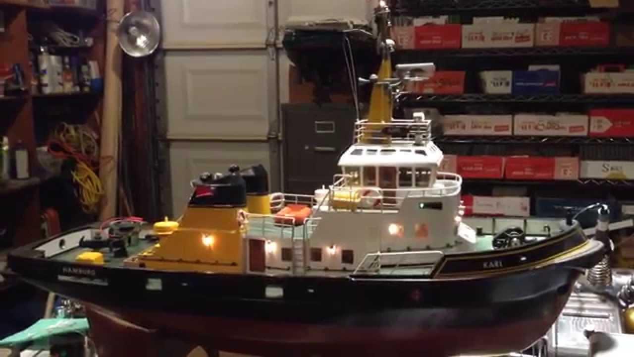 Boat Running Lights