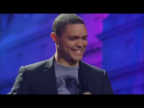 Trevor Noah Makes Fun Of The Russian Accent