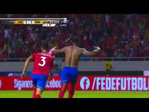 Costa Rica 1 - Honduras 1