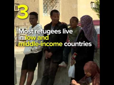 5 Facts about the World's Refugees
