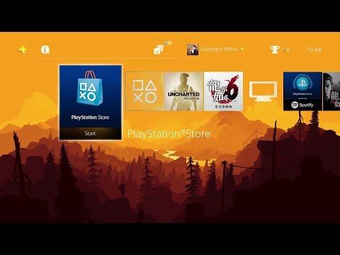 Firewatch PS4 Dynamic Theme (1080p)