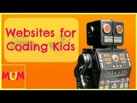 Websites For Learning How To Code | Programming For Children