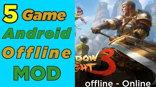Gambar cover 5 Game Android Mod Apk offline & online 2019 + LINK DOWNLOAD !!