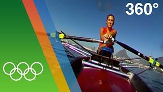 360° Rowing in Rio