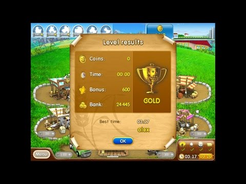 Farm Frenzy 3 - Pizza Party (French) free download - downmfile