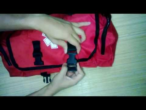 First responder cab bag - For First Aid Store