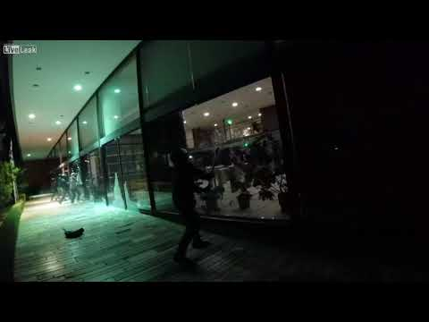 Attack on the data center building of Greek ministry of finance