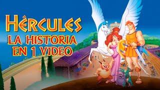 Hércules: La Historia en 1 video