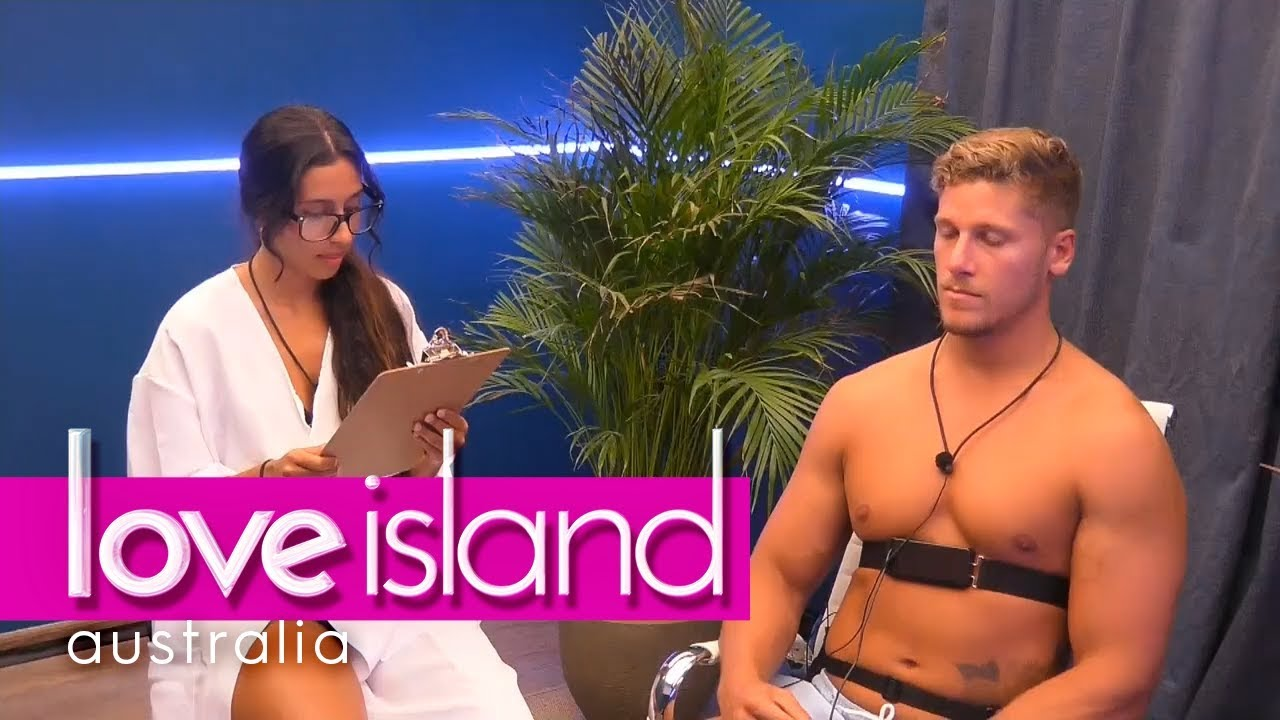 Dom Is Destroyed By The Lie Detector Test Love Island Australia 2018