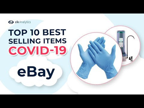 Top 10 Best Items To Sell On Ebay During The Corona Virus Pandemic Youtube