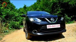 Nissan Qashqai 1.6 dCi Platinum testi (2014)