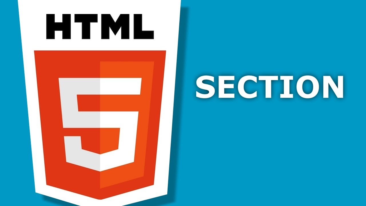 HTML5 - Section - YouTube