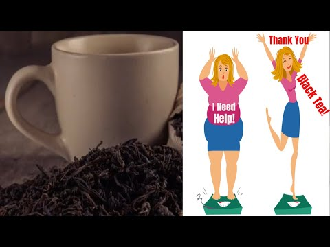 How to Lose Weight with Black Tea Black Tea Weight Loss Recipe, Black Tea Benefits