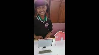 Gems English School Duddhi Projects