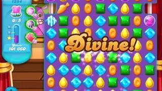 Candy Crush Soda Saga Level 1354 (nerfed)