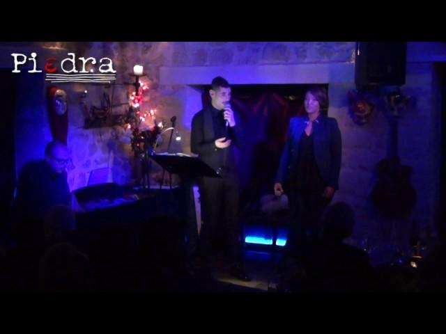 Piedra live... (Κωνσταντίνος Μπουγιώτης - Patricia Elizabeth Abrahams)