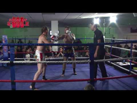 Shins of Steele 3 - Alan Proudman (Stoke Thai) v Ollie Blakemore (Stafford Thai Boxing)