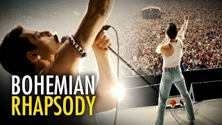 """Bohemian Rhapsody"": Biopic climaxes with Queen's problematic Live Aid gig"