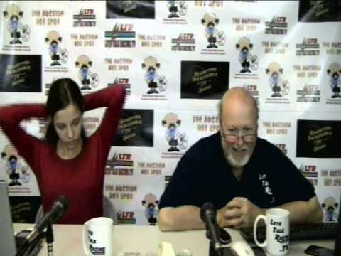 Let's Talk Racing TV  121912 with Krystal Hurr, Al Pearce, Taco, Joe Scarbrough, Terri O