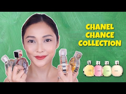 CHANEL CHANCE COLLECTION