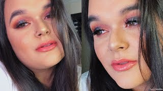 Tropical Beach Makeup Tutorial I JENICKA LOPEZ
