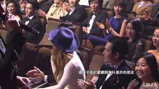 "【HD繁中字】141121 昭宥 Soyou X Junggigo ""Some"" [Daejong Film Award]"