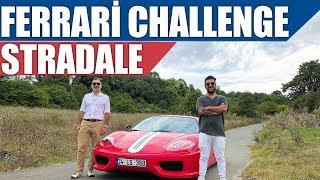 Ferrari Challenge Stradale | Yola Çıkabilen Yarış Arabası
