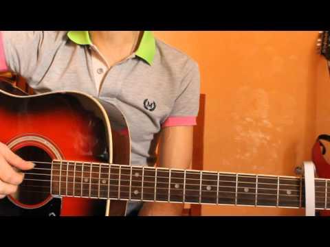 Sofia - Alvaro Soler tutorial chitarra [ITA]