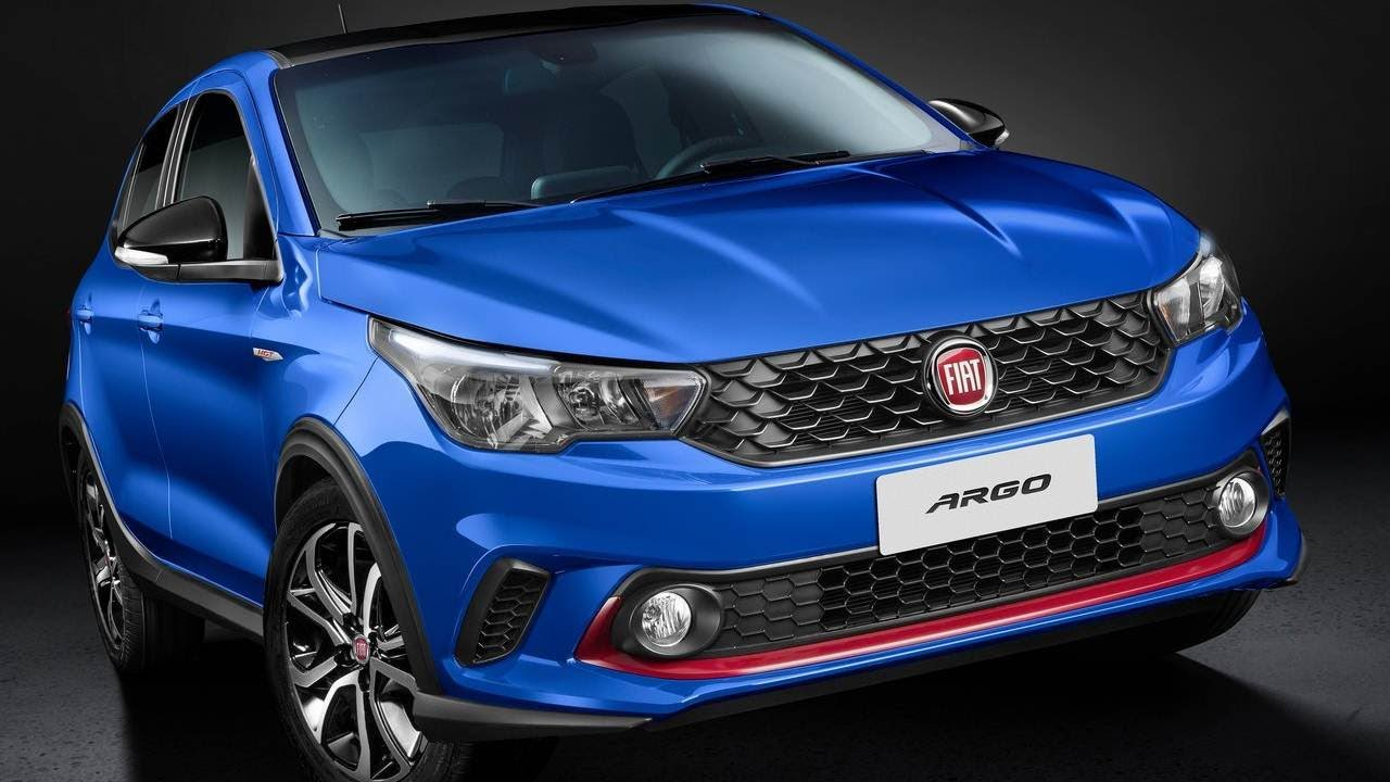 2018 fiat argo is the next generation 2018 fiat punto unveiled in brazil autobizz youtube. Black Bedroom Furniture Sets. Home Design Ideas