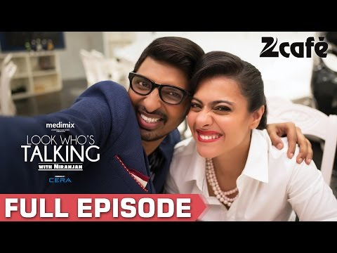 Look Who's Talking with Niranjan Iyengar - Kajol - Full Episode - Zee Cafe
