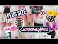 Plus Size Clothing Affordable Try On Haul | Charlotte Russe,  Forever 21 + MORE