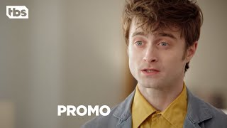 Daniel Radcliffe is an angel and Steve Buscemi is God in the new series Miracle Workers premiering February 12 on TBS. #DanielRadcliffe #SteveBuscemi #MiracleWorkers  SUBSCRIBE: http://bit.ly/TBSSub  Download the TBS App: http://bit.ly/1qBbkMW  About Miracle Workers: The first season of anthology series Miracle Workers will be a Heaven-set workplace comedy based on Simon Rich's book What in God's Name, starring Daniel Radcliffe, Steve Buscemi, Geraldine Viswanathan, and Karan Soni. Radcliffe will play Craig, a low-level angel responsible for handling all of humanity's prayers, and Steve Buscemi will play Craig's boss God, who has pretty much checked out and is ready to move on to his next project. To prevent Earth's destruction, Craig and fellow angel Eliza (Geraldine Viswanathan) must answer a seemingly unanswerable prayer: help two humans fall in love.  Miracle Workers is created by Man Seeking Woman creator Simon Rich and executive produced by Lorne Michaels and Andrew Singer of Michaels' Broadway Video, Simon Rich, Daniel Radcliffe and Steve Buscemi. Broadway Video produces the series in association with Turner's Studio T.  About TBS:   The home of The Last O.G., Angie Tribeca, Full Frontal with Samantha Bee, Conan, Wrecked, Search Party, The Detour, The Guest Book and American Dad.  Get more TBS:   Full Episodes: http://www.TBS.com/shows/   YouTube: http://www.YouTube.com/TBS   Twitter: https://Twitter.com/TBSNetwork Facebook: http://Facebook.com/TBSNetwork   Instagram: https://Instagram.com/TBSNetwork     NEW SERIES Miracle Workers Premieres February 12 [PROMO] | TBS http://www.YouTube.com/user/TBS