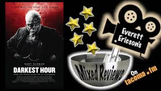 Mixed Review - Darkest Hour (Joe Wright)