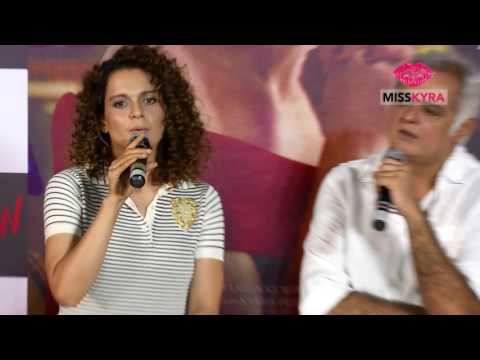 Kangana: I was attacked post the failure of 'Rangoon'