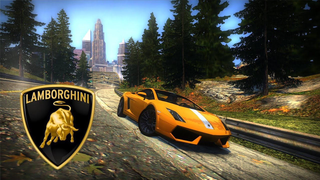 Hd Nfs Cars Wallpapers Need For Speed Most Wanted 2005 Lamborghini Gallardo