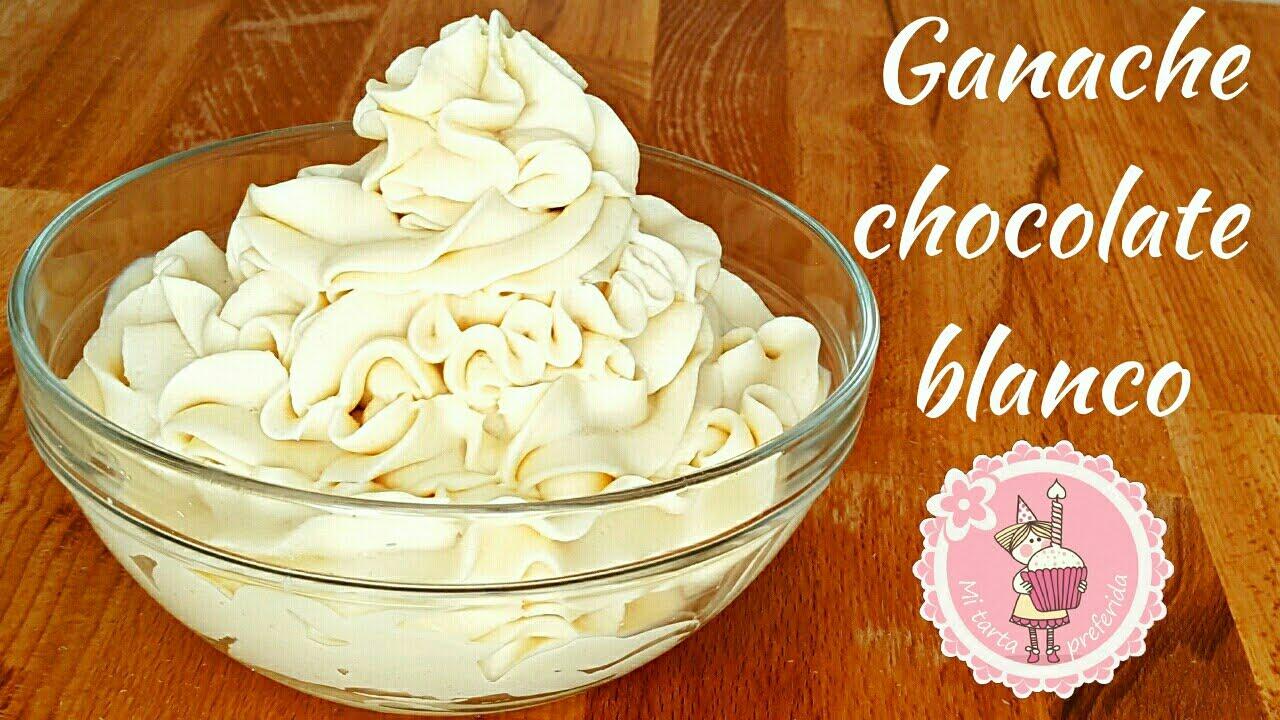 como hacer pastel cubierto de chocolate blanco